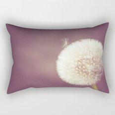 Blow you away Rectangular Pillow