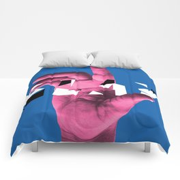 PLAY (blue) Comforters