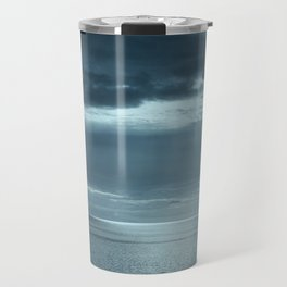 Storm at Fair Head Travel Mug