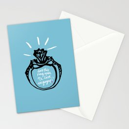 Bride-to-be Stationery Cards
