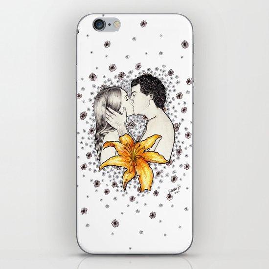 Love is like a Flower... iPhone & iPod Skin