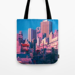 Early Morning Tokyo Tote Bag