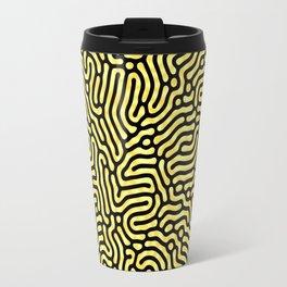 Abstract Pattern XIX Travel Mug