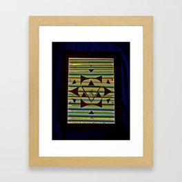 Speak Up  Framed Art Print