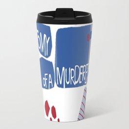 Anatomy of Chucky Travel Mug