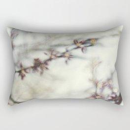 Blurred Rectangular Pillow