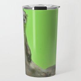 Green Otter Travel Mug