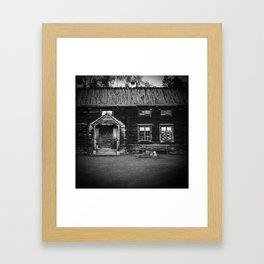 Hemma Framed Art Print