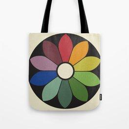 James Ward's Chromatic Circle Tote Bag