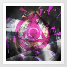 IX Rapid Eye Movement Art Print
