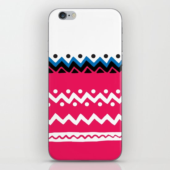 Polygons shape iPhone & iPod Skin