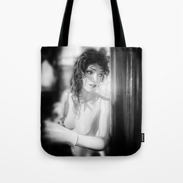 Sentient Fear and Confusion Tote Bag