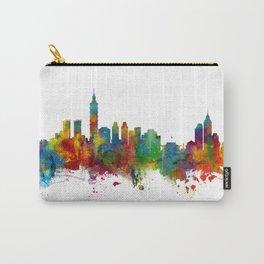 Taipei Taiwan Skyline Carry-All Pouch