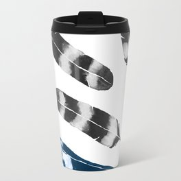 Feather Drift Travel Mug