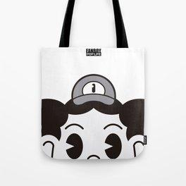 Loui Da Fou Tote Bag
