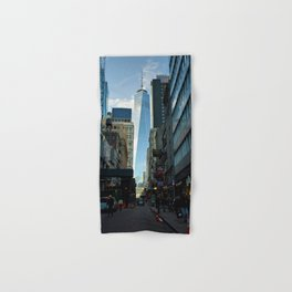 Downtown Giant Hand & Bath Towel