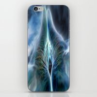anatomy iPhone & iPod Skins featuring anatomy by  Agostino Lo Coco
