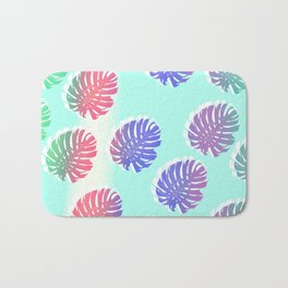 TROPICAL MONSTER Bath Mat