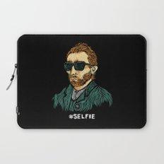Van Gogh: Master of the #Selfie Laptop Sleeve