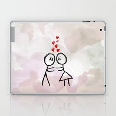 Kiss me ! Laptop & iPad Skin