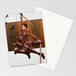 Haikyuu!! Attack on Titan Crossover: Nishinoya Stationery Cards