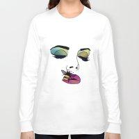 lana Long Sleeve T-shirts featuring LANA  by Vita♥G