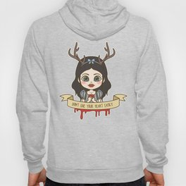 What a decent girl must know - Snow Hoody