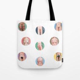 Naughties Tote Bag