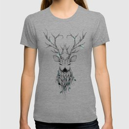 Poetic Deer T-shirt