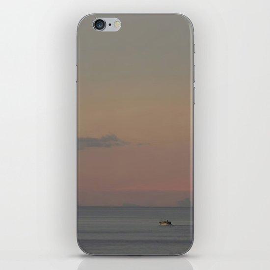 Guada sunset iPhone & iPod Skin
