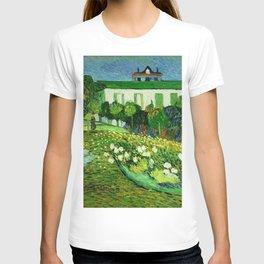 Daubigny's Garden by Vincent Van Gogh T-shirt