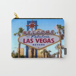 Welcome To Las Vegas Carry-All Pouch