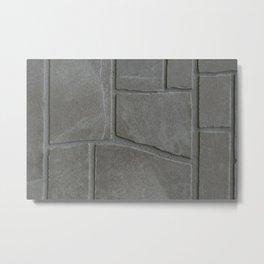 Stone Cold Beauty Metal Print