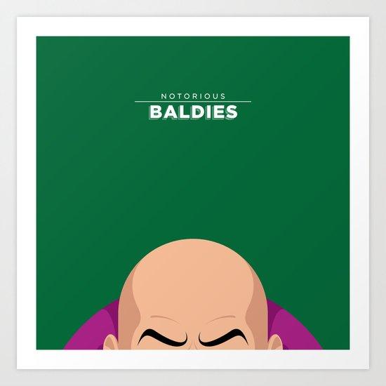 Lex Luthor Art Print