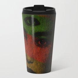in the mind of beholder Travel Mug