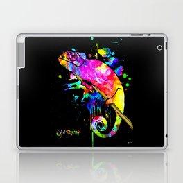 Chameleon Splash Laptop & iPad Skin