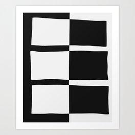 Piano Plays Art Print