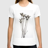vintage flowers T-shirts featuring Vintage Flowers by Watsonwho