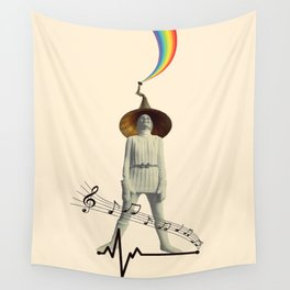 music for life Wall Tapestry