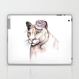 Cupcake Lizzie! Laptop & iPad Skin