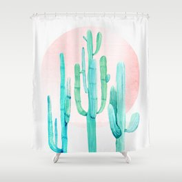 Three Amigos by Nature Magick Shower Curtain