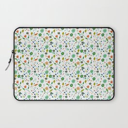 Floral Pattern IV simple draw Laptop Sleeve