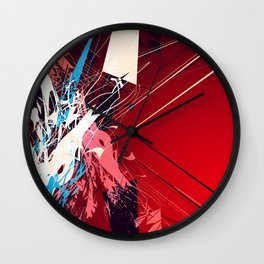 6218 Wall Clock