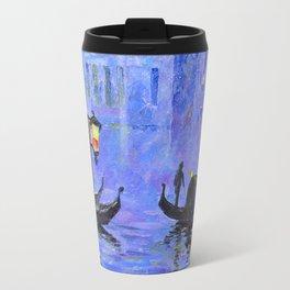 Lilac Night Travel Mug