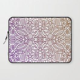 Decorative Pattern 2 Laptop Sleeve