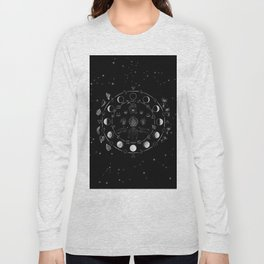 WildOne Tarot Cloth Long Sleeve T-shirt