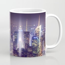Times Square From Above Coffee Mug