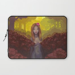 Red Hedge Laptop Sleeve