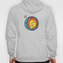 Cat World in the Center of it All Hoody