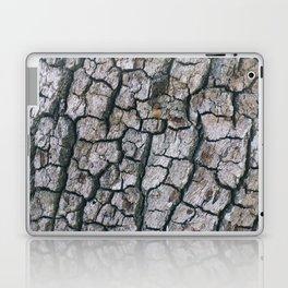 Cracked Bark Texture Laptop & iPad Skin